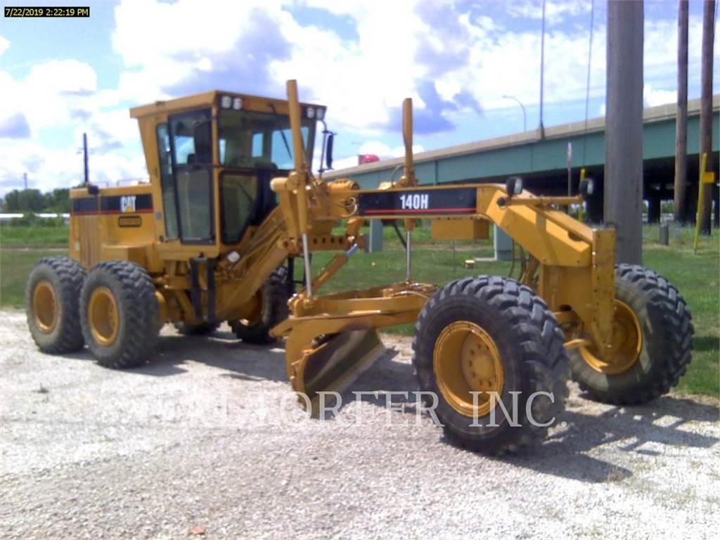 Caterpillar 140HNA, niveleuses pour mines, Équipement De Construction
