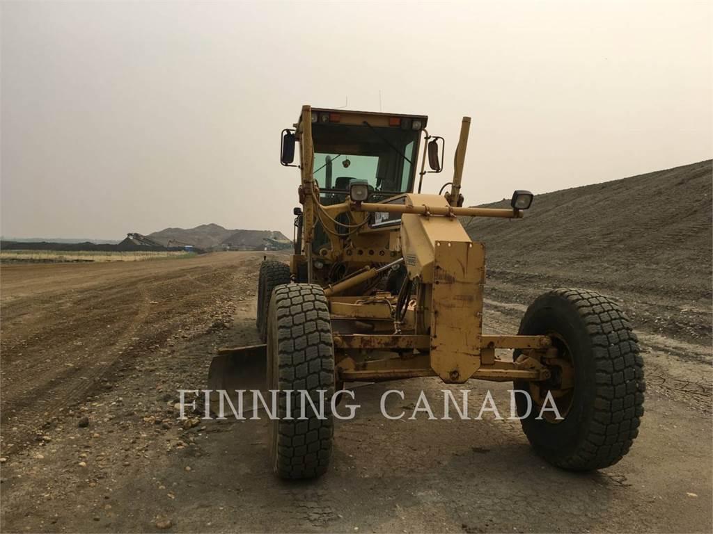 Caterpillar 140HNA, motoniveladora de mineração, Equipamentos Construção