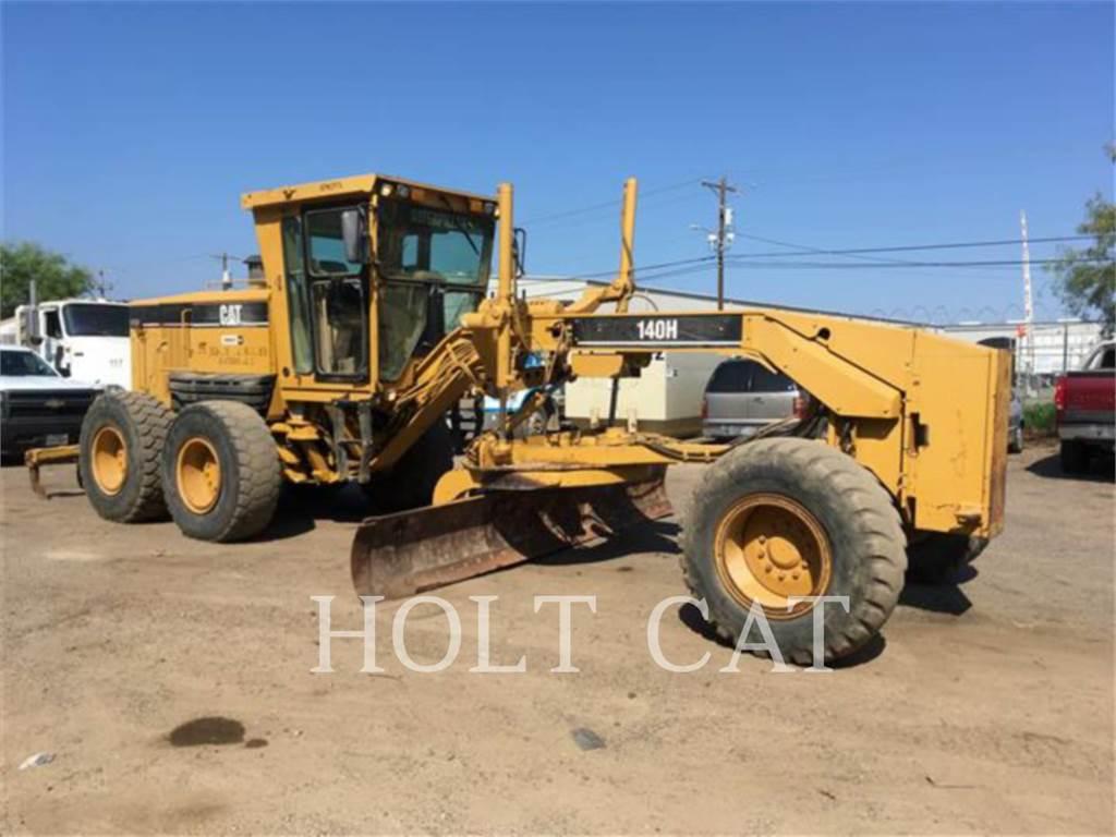 Caterpillar 140HNA, motor graders, Construction