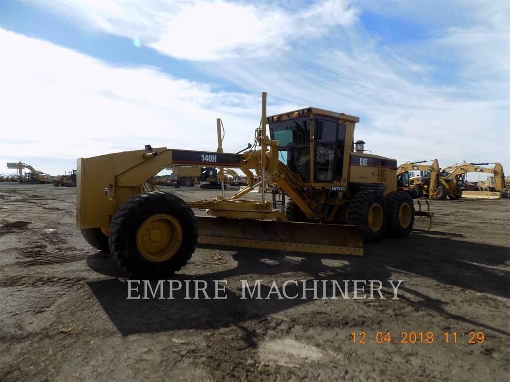 Caterpillar 140HNA、平地机/推土机、建筑设备
