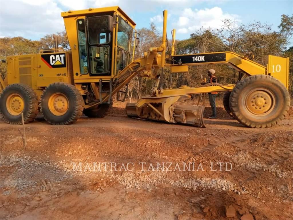 Caterpillar 140K, bergbau-motorgrader, Bau-Und Bergbauausrüstung