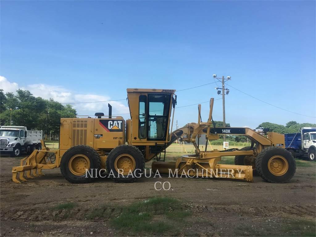 Caterpillar 140K, motorgrader da miniera, Attrezzature Da Costruzione