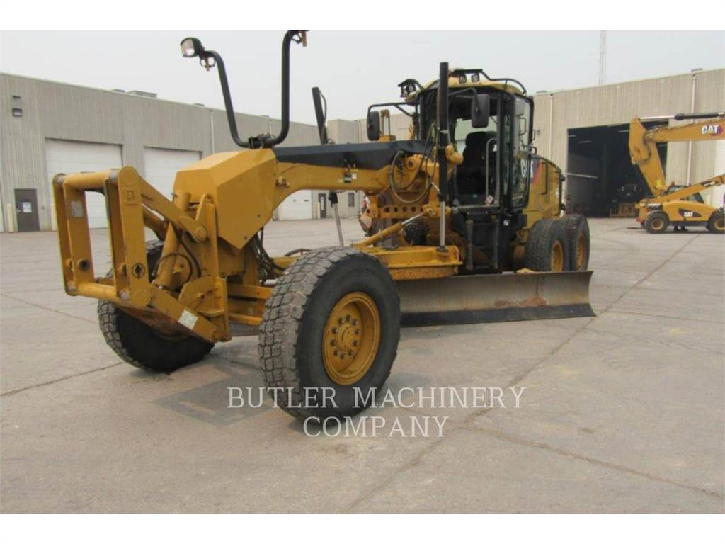 Caterpillar 140M, motorgrader da miniera, Attrezzature Da Costruzione