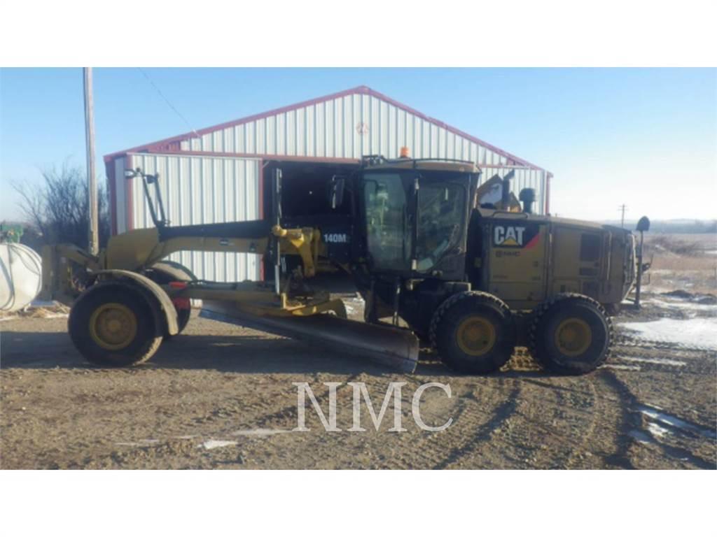 Caterpillar 140M, niveleuses pour mines, Équipement De Construction