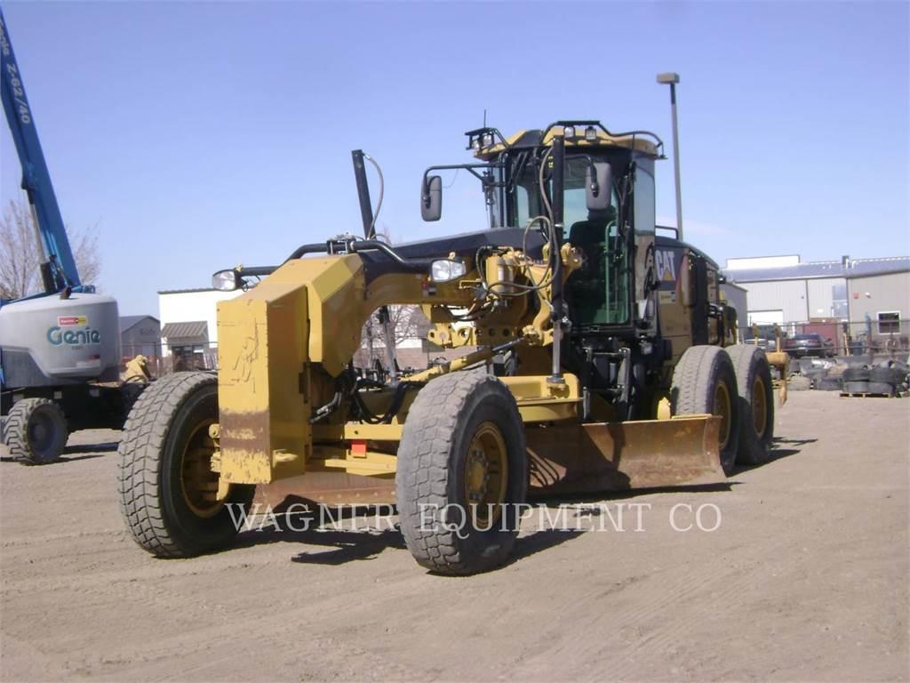Caterpillar 140M, kopalniana równiarka samojezdna, Sprzęt budowlany