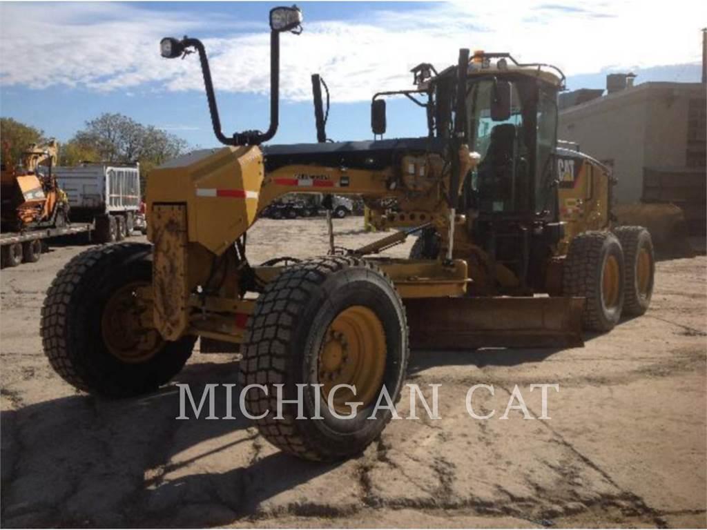 Caterpillar 140M AG, motor graders, Construction