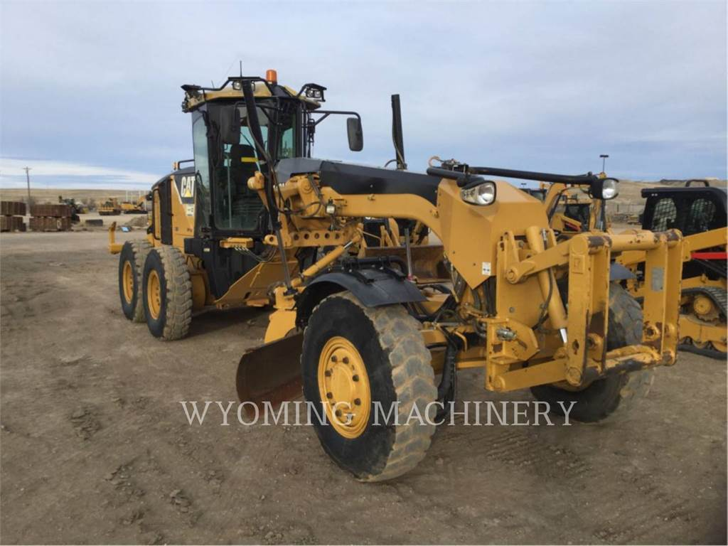Caterpillar 140M AWD, motor graders, Construction