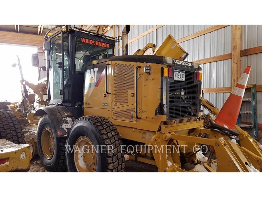 Caterpillar 140M AWD、平地机/推土机、建筑设备