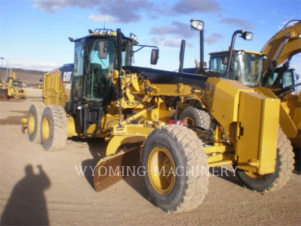 Caterpillar 140M2, motorgrader mijnbouw, Bouw