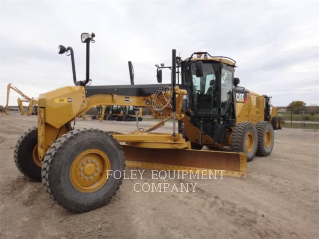 Caterpillar 140M2, motoniveladoras para minería, Construcción