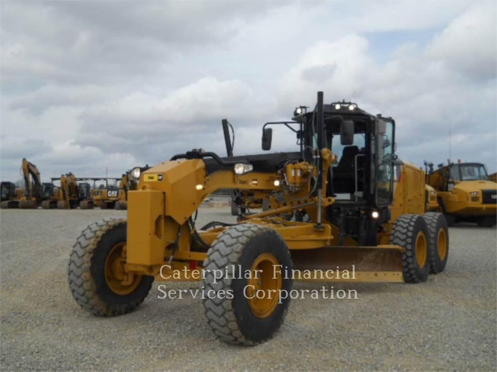 Caterpillar 140M2, kopalniana równiarka samojezdna, Sprzęt budowlany