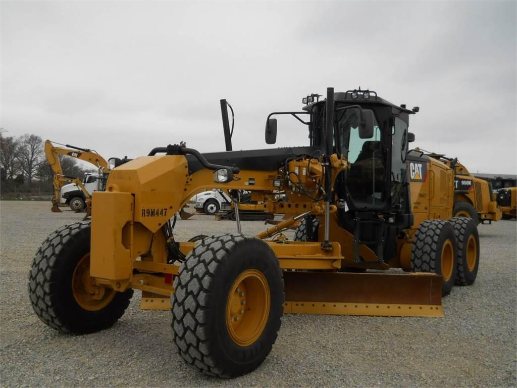Caterpillar 140M2, motor graders, Construction