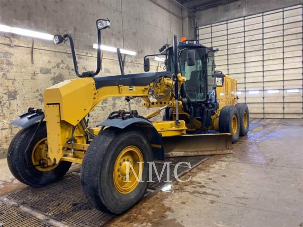 Caterpillar 140M2, bergbau-motorgrader, Bau-Und Bergbauausrüstung