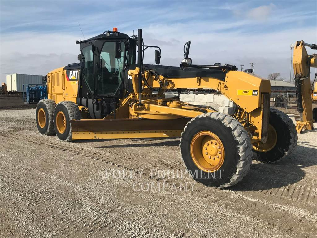 Caterpillar 140M2、平地机/推土机、建筑设备
