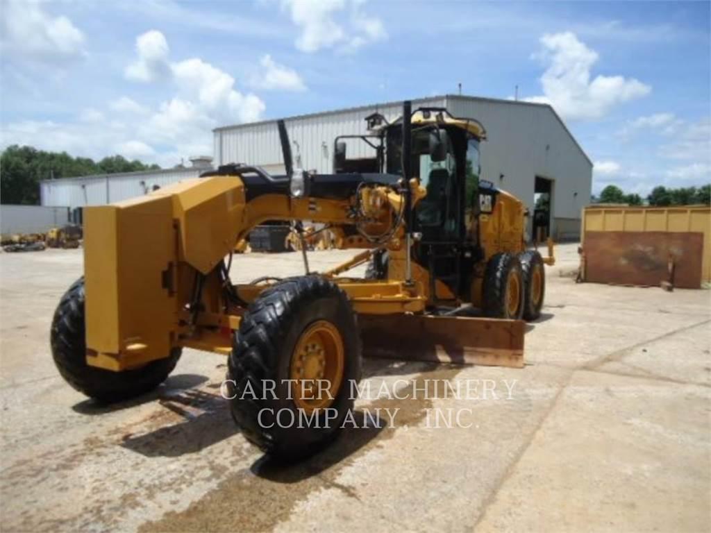Caterpillar 140M2、鉱業用モータ・グレーダ、建設