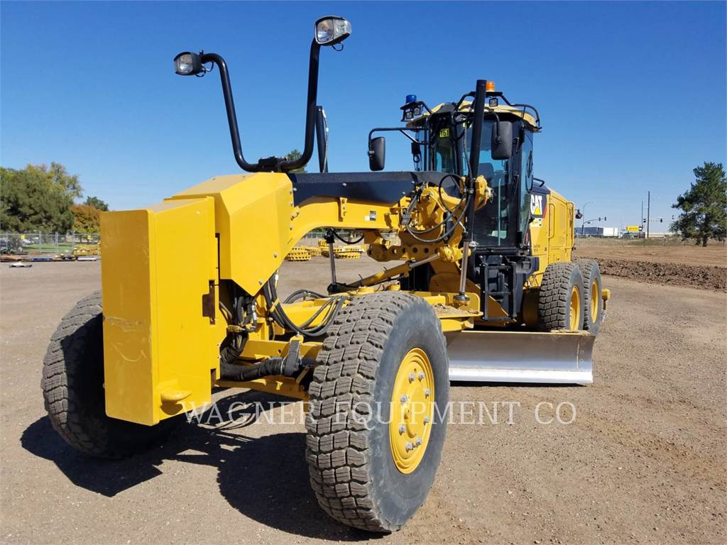 Caterpillar 140M2 AWD, motor graders, Construction