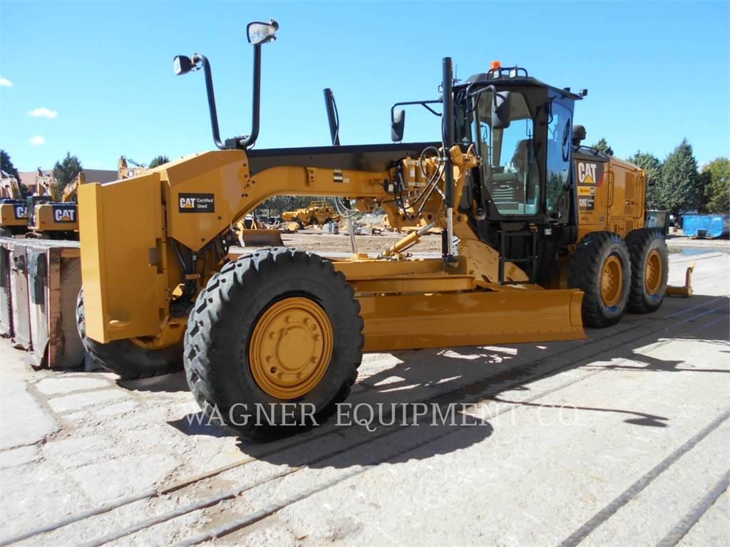 Caterpillar 140M2 AWD, niveleuses pour mines, Équipement De Construction