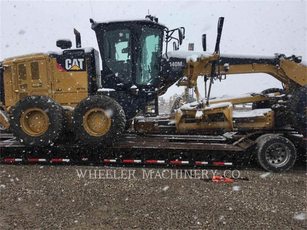 Caterpillar 140M2 AWD、鉱業用モータ・グレーダ、建設