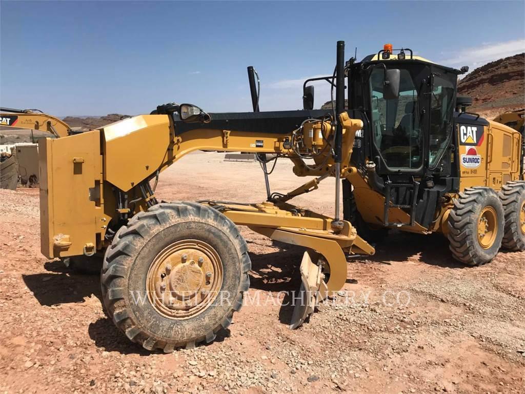Caterpillar 140M2 AWD, motoniveladoras para minería, Construcción