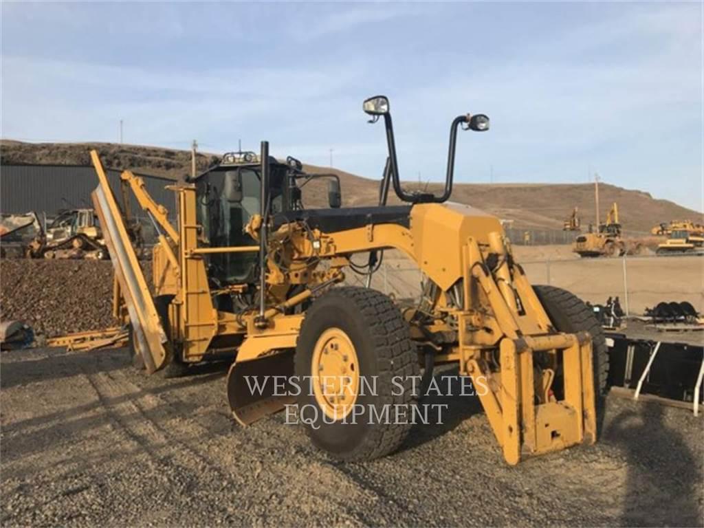 Caterpillar 140M2 AWD, motorgrader mijnbouw, Bouw