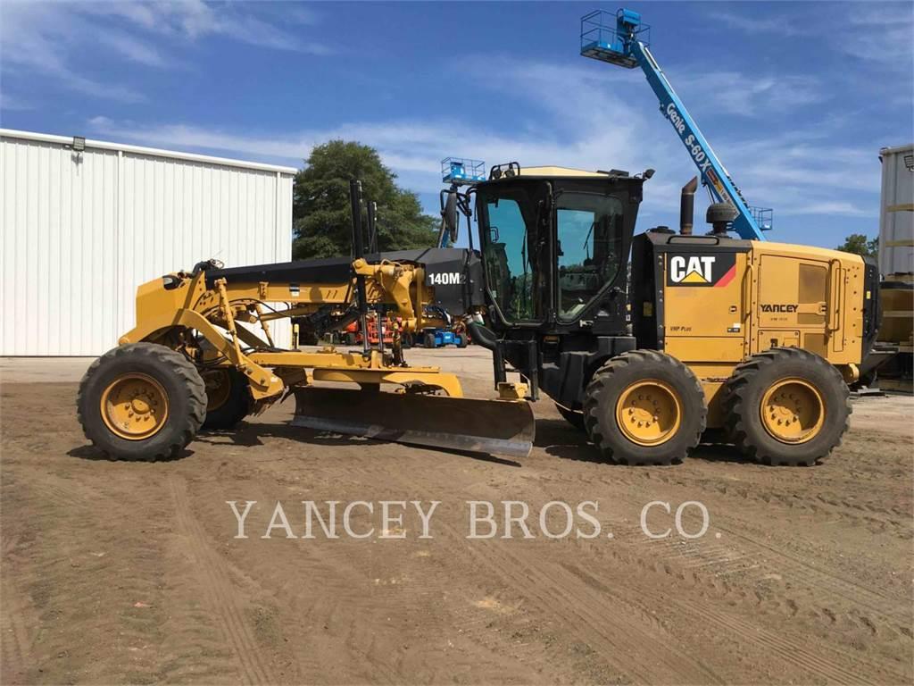 Caterpillar 140M2 BR, motor graders, Construction