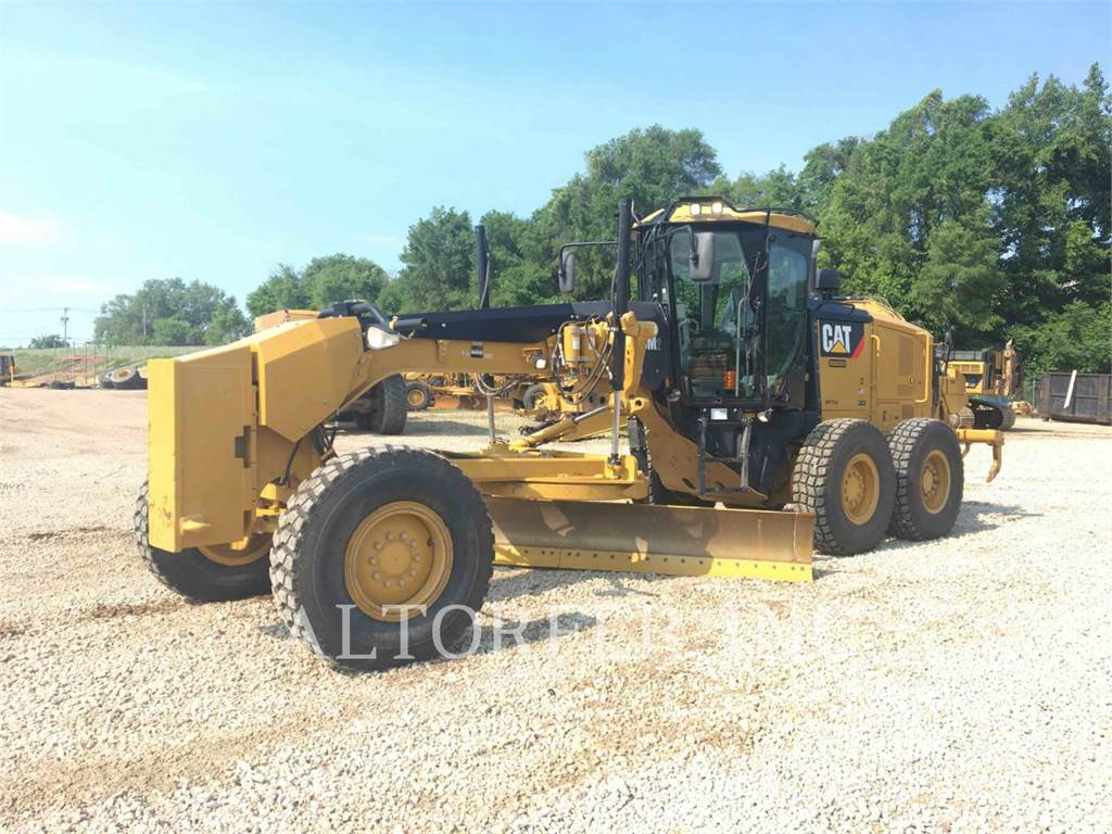 Caterpillar 140M2 R, motor graders, Construction
