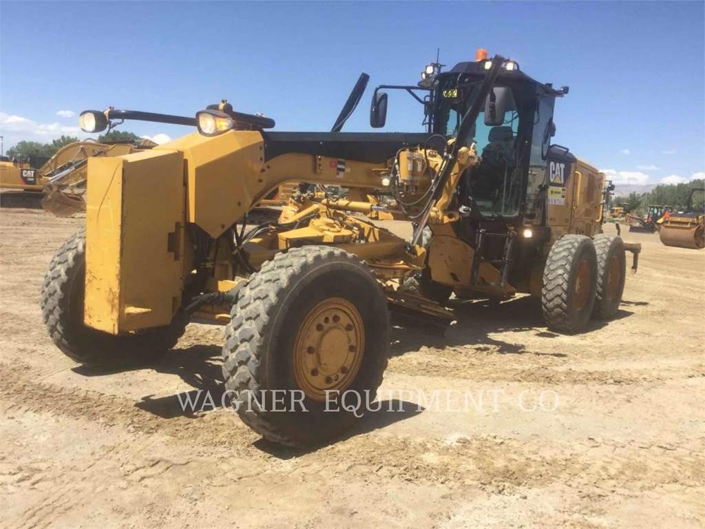 Caterpillar 140M2AWD, niveleuses pour mines, Équipement De Construction