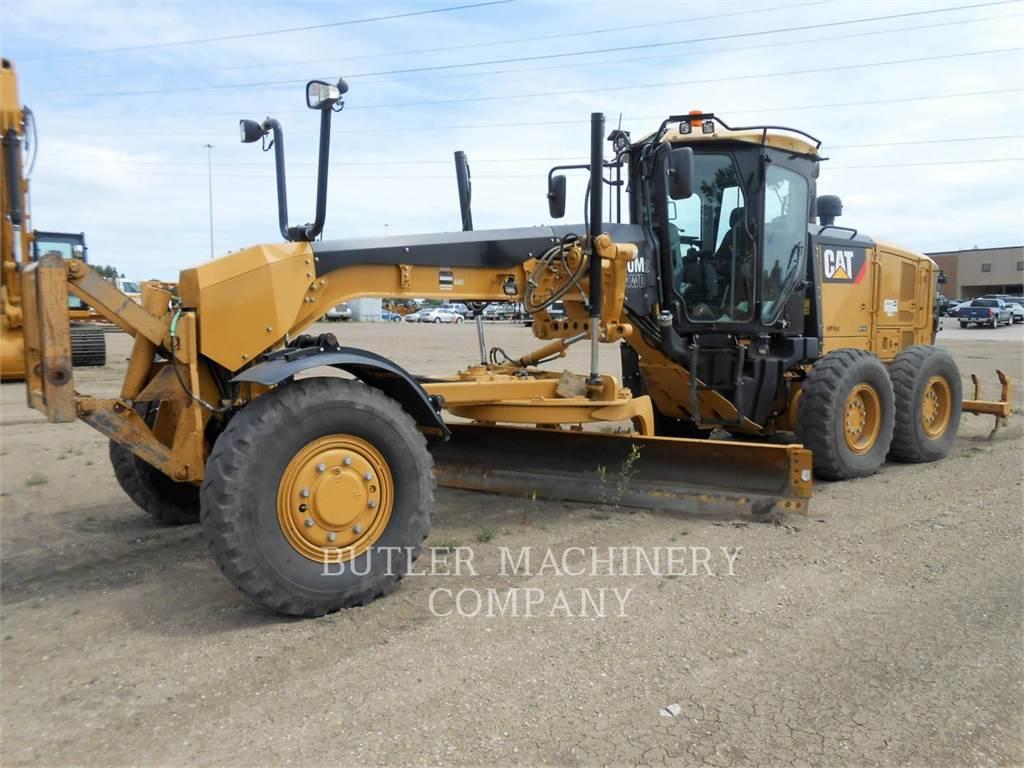 Caterpillar 140M2AWD, motorgrader mijnbouw, Bouw