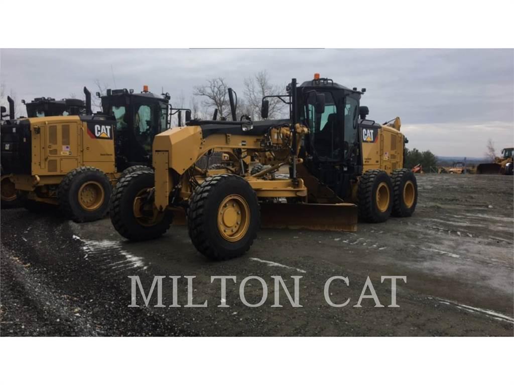 Caterpillar 140M2AWD, motoniveladoras para minería, Construcción