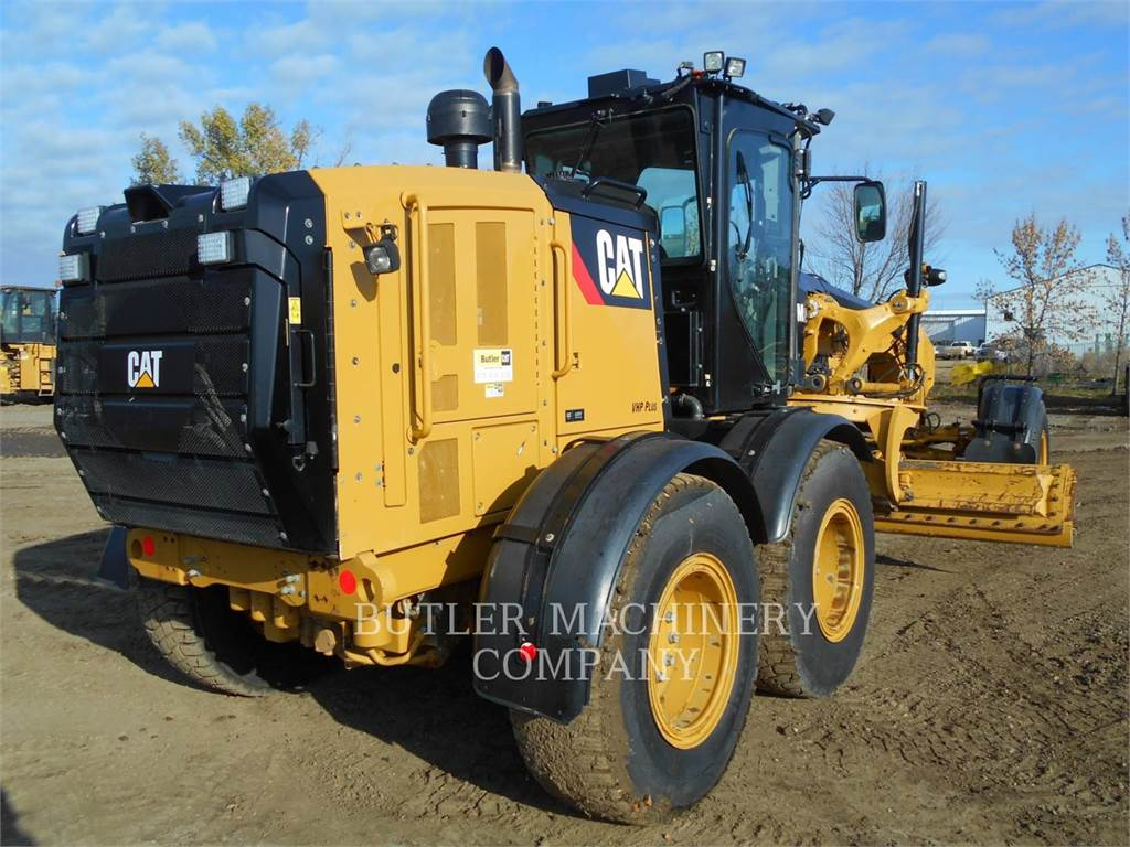 Caterpillar 140M2AWD, motor graders, Construction