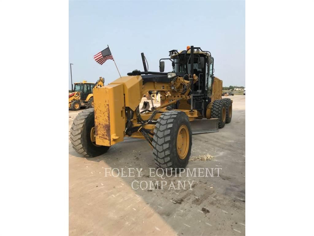 Caterpillar 140M2AWDT, kopalniana równiarka samojezdna, Sprzęt budowlany
