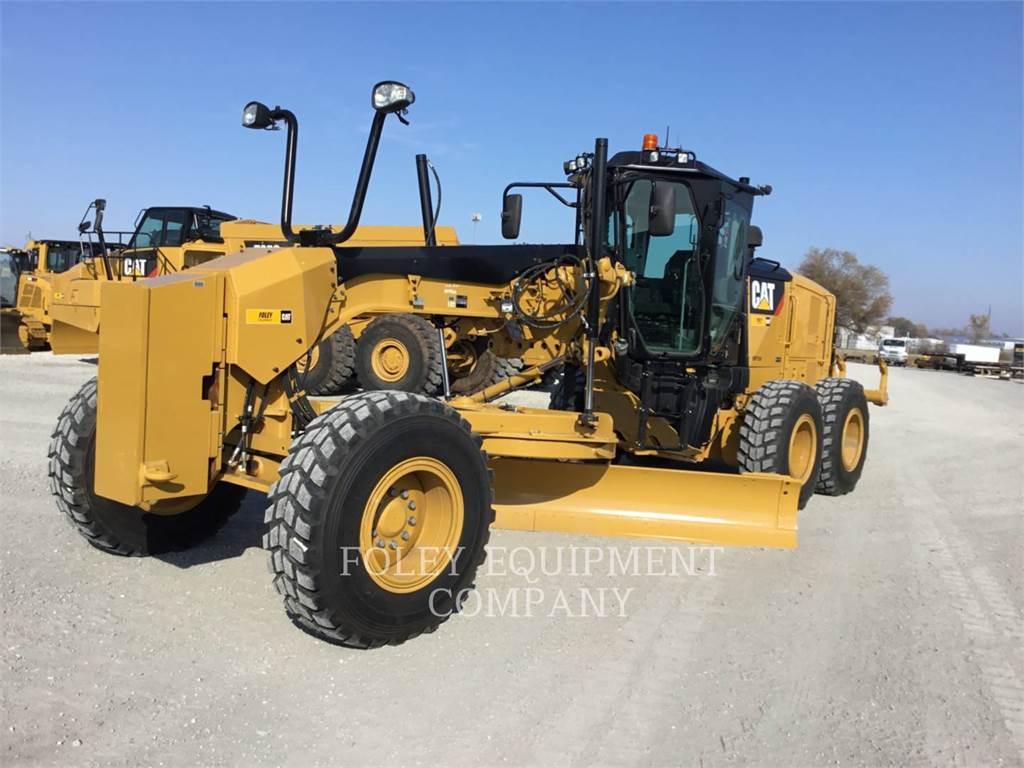 Caterpillar 140M2T, motor graders, Construction