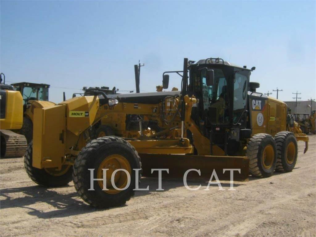 Caterpillar 140M3, motoniveladoras para minería, Construcción