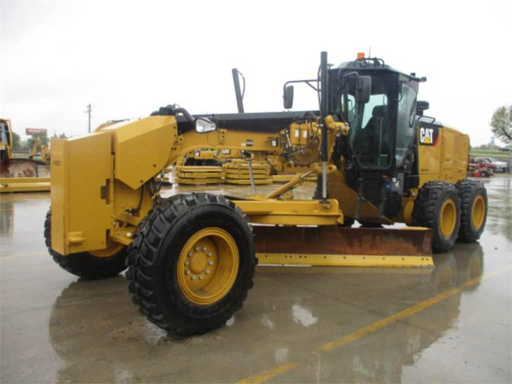 Caterpillar 140M3 - motor graders - Construction - CATERPILLAR WORLDWIDE