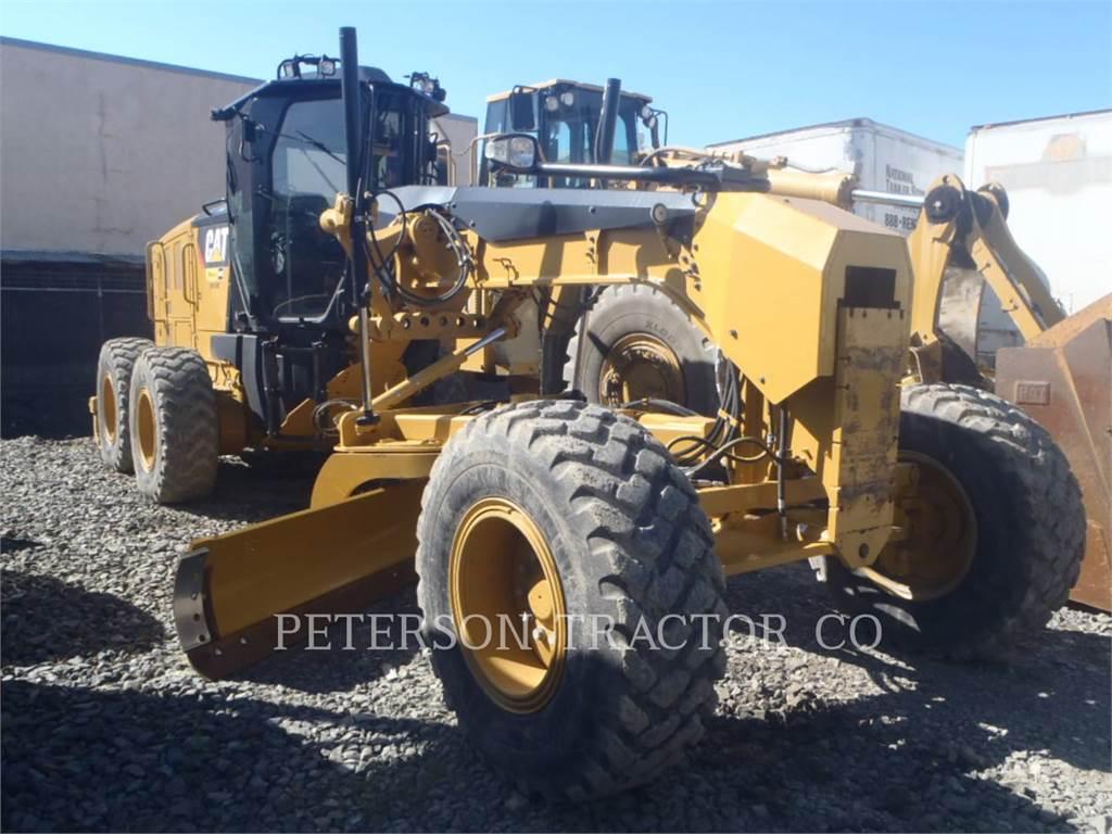Caterpillar 140M3、平地机/推土机、建筑设备