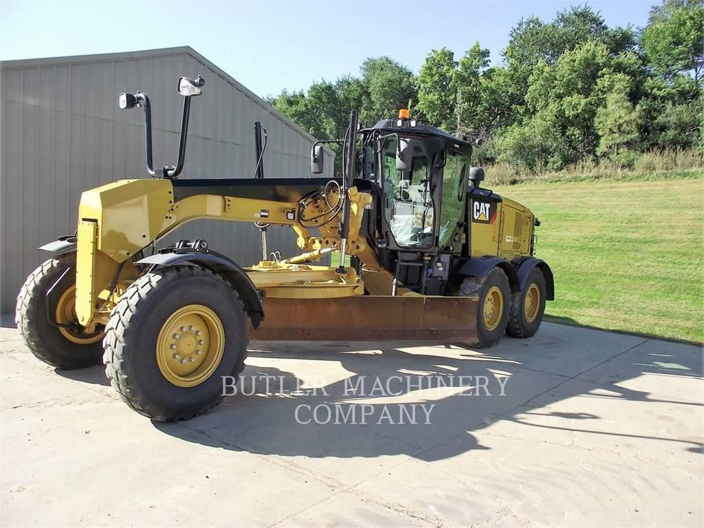 Caterpillar 140M3, niveleuses pour mines, Équipement De Construction