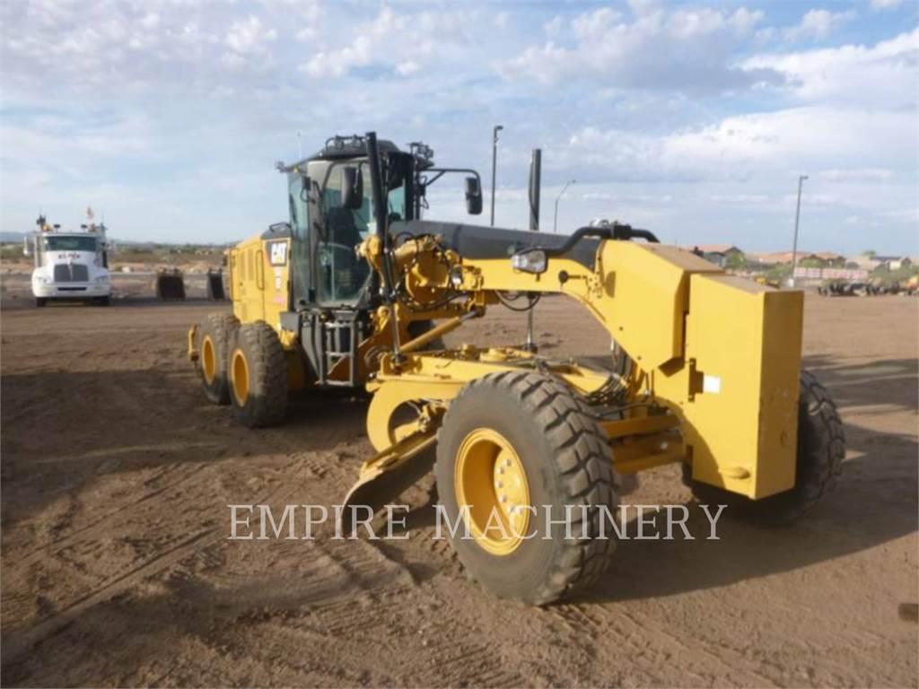Caterpillar 140M3, motor graders, Construction