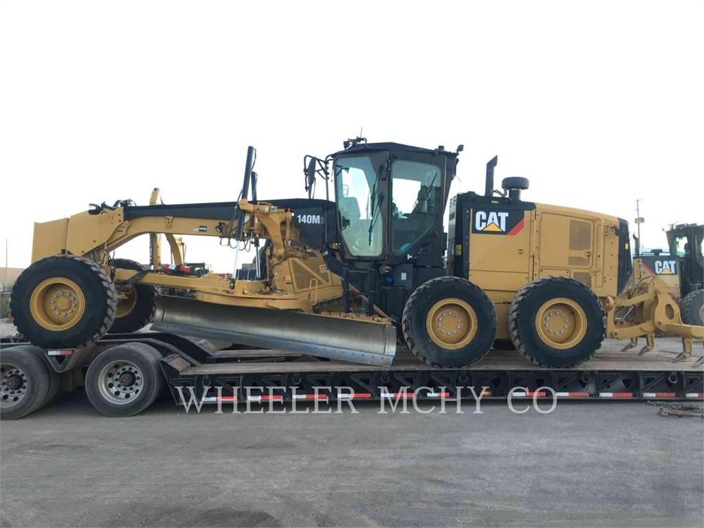 Caterpillar 140M3 ARO、鉱業用モータ・グレーダ、建設