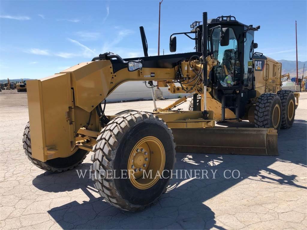 Caterpillar 140M3 ARO, motoniveladora de mineração, Equipamentos Construção