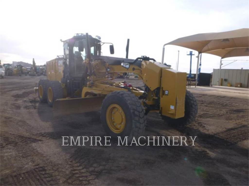 Caterpillar 140M3 AWD, motor graders, Construction