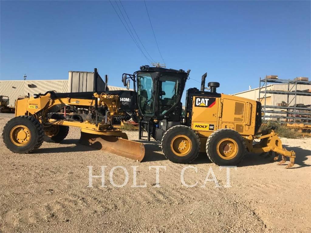 Caterpillar 140M3 AWD, niveleuses pour mines, Équipement De Construction