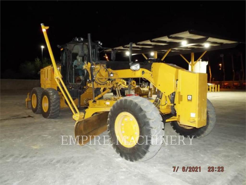 Caterpillar 140M3 AWD, autogreder minier, Constructii