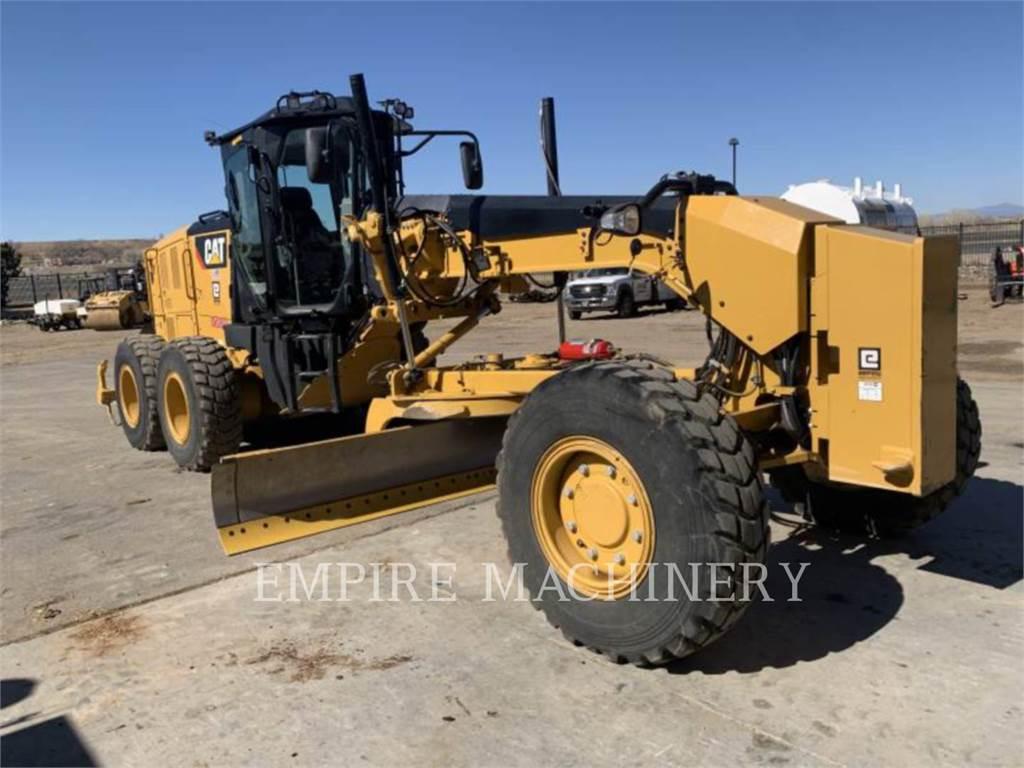 Caterpillar 140M3 AWD, motorgrader mijnbouw, Bouw