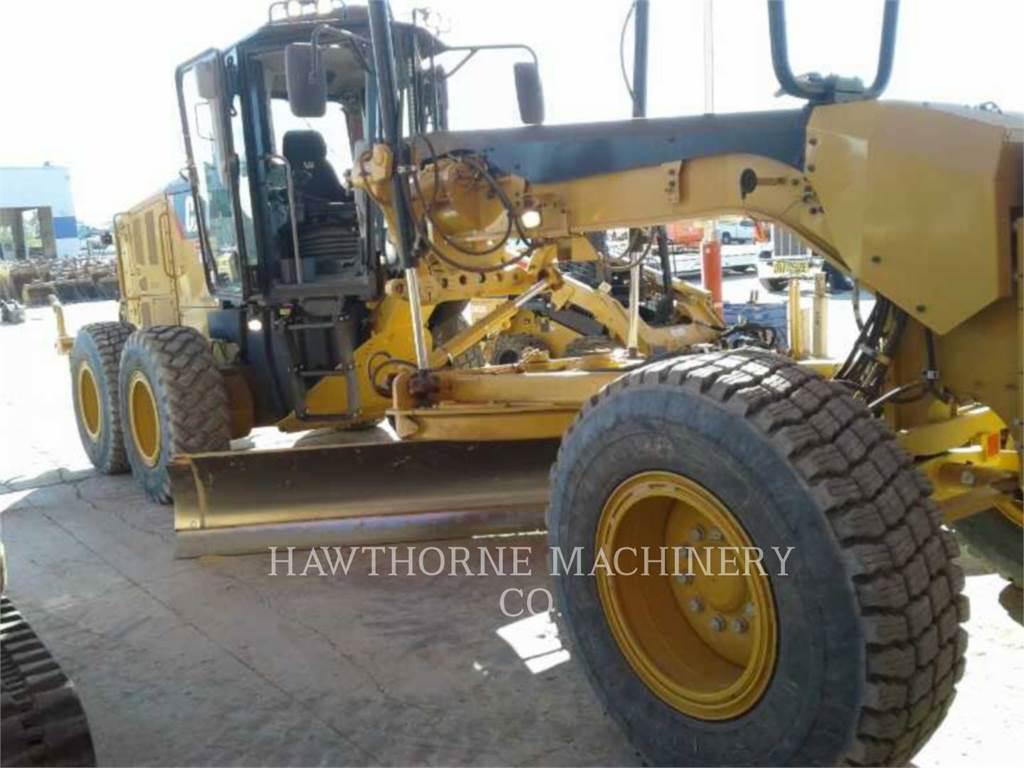 Caterpillar 140M3 EW, motor graders, Construction