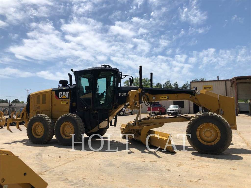 Caterpillar 140M3 GOV, motor graders, Construction