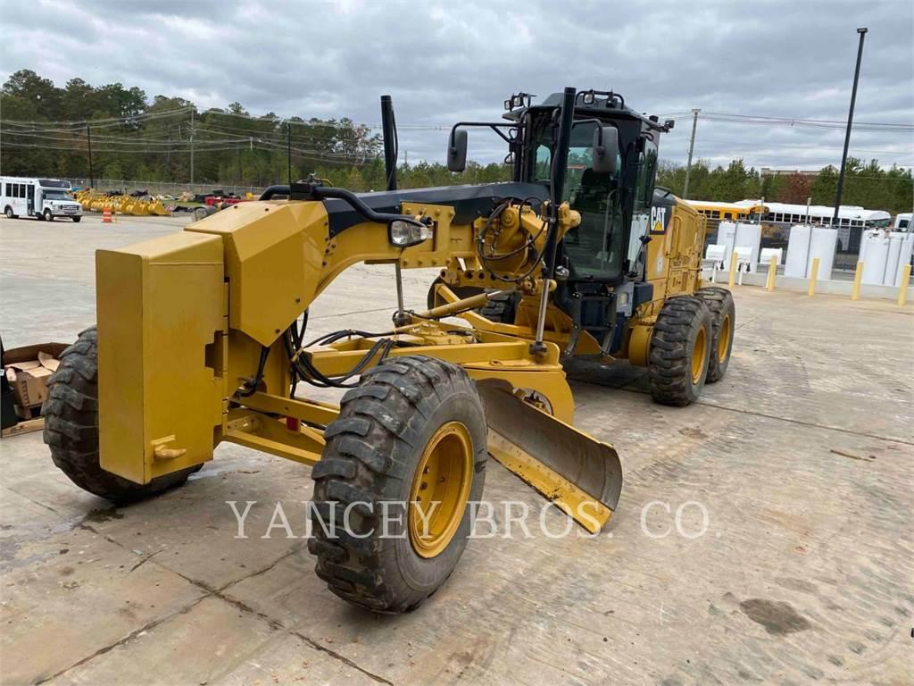 Caterpillar 140M3 SLOP, motorgrader da miniera, Attrezzature Da Costruzione
