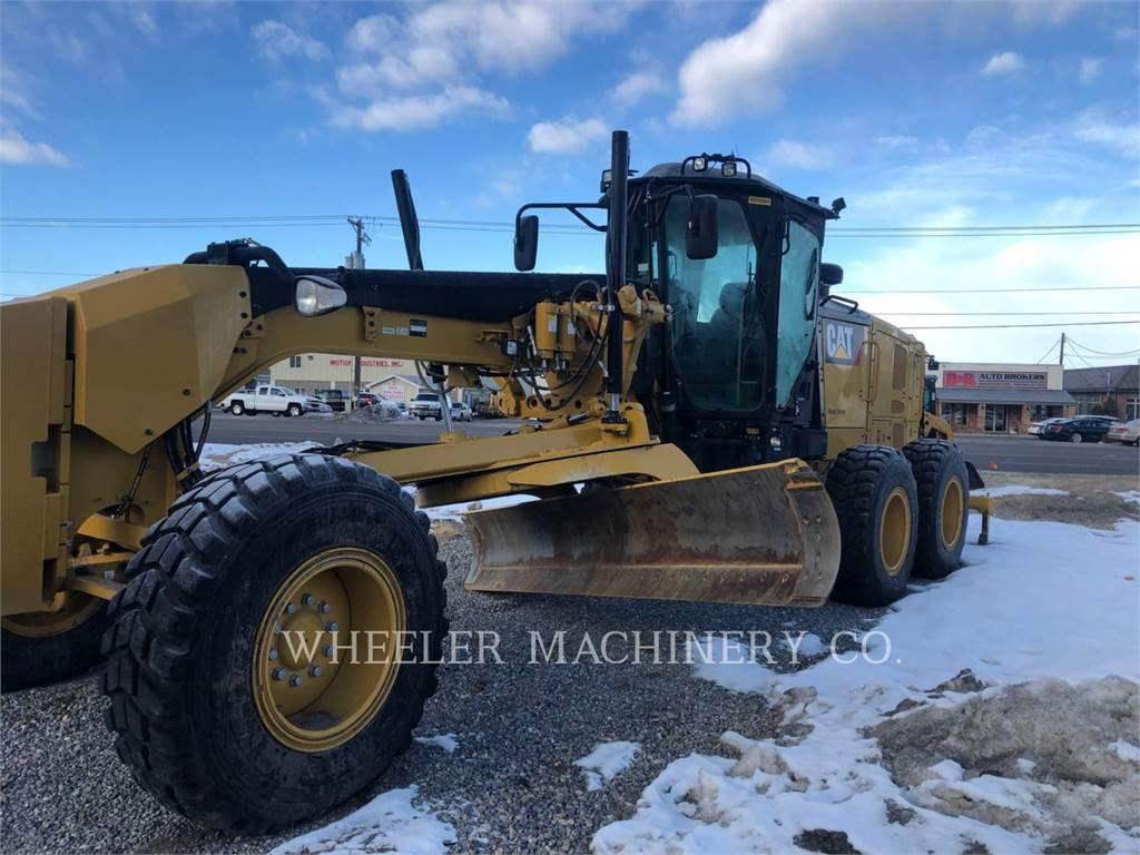 Caterpillar 140M3 XSPP, motor graders, Construction