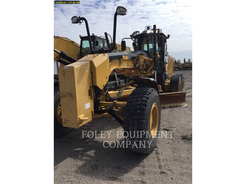 Caterpillar 140M3AW, motor graders, Construction