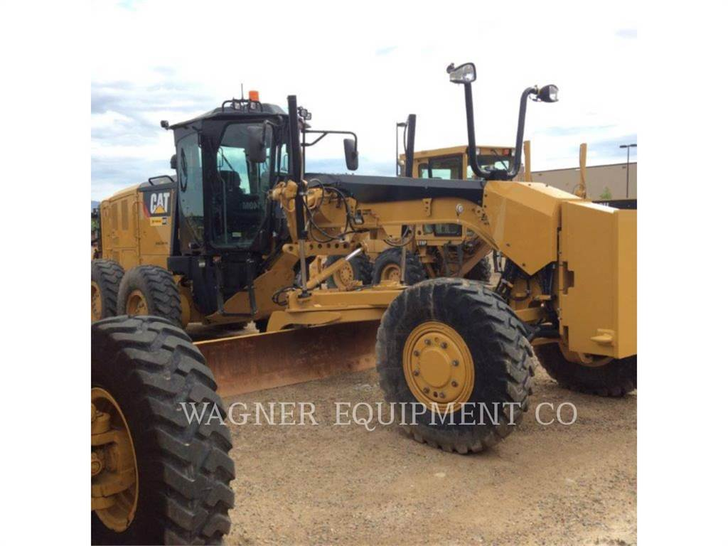 Caterpillar 140M3AWD、鉱業用モータ・グレーダ、建設