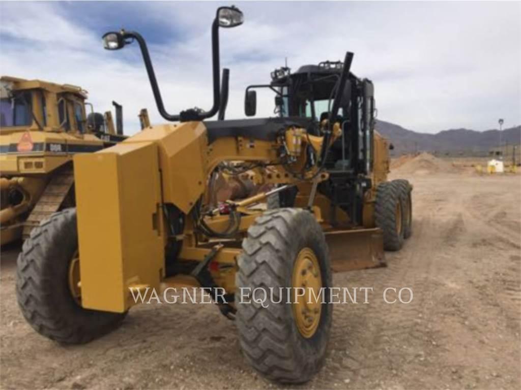 Caterpillar 140M3AWD, bergbau-motorgrader, Bau-Und Bergbauausrüstung